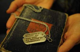 Dog tag found in France returned to family | Chroniques d'antan et d'ailleurs | Scoop.it
