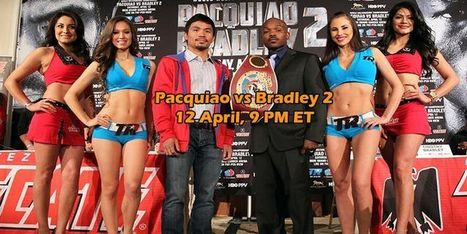 Pacquiao vs Bradley 2 live stream Watch Full Fight Online | PPV! Pacquiao vs Bradley 2 live stream Watch Manny VS Timothy Boxing Online HBO | Scoop.it