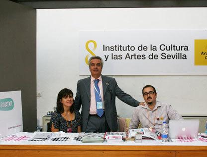 Nuestro #Chapavatar brilla con luz propia en el día grande del Social Media en Sevilla   El Sendero - Innovación, Tecnología y Creatividad   #Sevillasemueve   Scoop.it