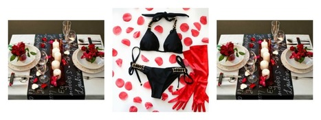 We've Got You Covered for Date Night! | Luxury Designer Swimwear Fashion | Scoop.it