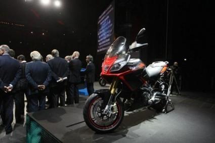 2013 Aprilia Caponord 1200 Revealed at Piaggio Dealer Meeting | Ducati & Italian Bikes | Scoop.it