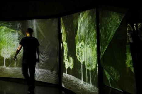 Plantez une forêt virtuelle au cœur de Paris grâce à une application mobile | Nouveaux comportements & accompagnement aux changements | Scoop.it