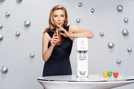 Scarlett Johansson: No Regrets Over SodaStream | Educational Technology - Yeshiva Edition | Scoop.it