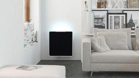 Q.rad, un radiateur numérique pour se chauffer gratuitement | Immobilier | Scoop.it