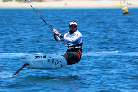 'Nico Parlier crowned the 2016 Hydrofoil Pro Tour champion' @investorseurope | Mining, Drilling and Discovery | Scoop.it