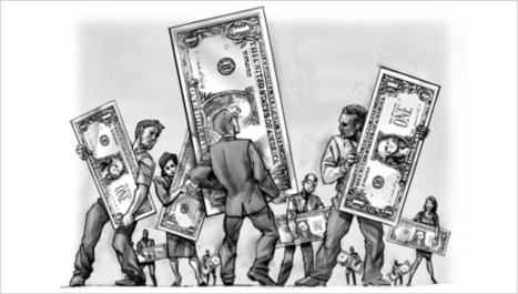 Ever-Growing Income Inequality Is Bad For Economic Recovery   U.S. National   Scoop.it