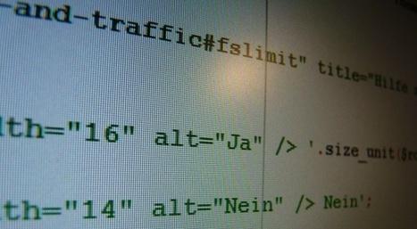 1 Américain sur 10 pense que HTML est une MST. Et 23% confondent C-3PO et MP3 | Slate | Veille quotidienne et variée (MPE) | Scoop.it