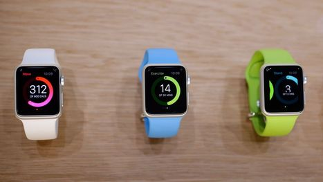 A Year After Its Launch, It's Now Clear That Pretty Much No One Needs An Apple Watch I Quartz   CONNECTED OBJECTS   Scoop.it
