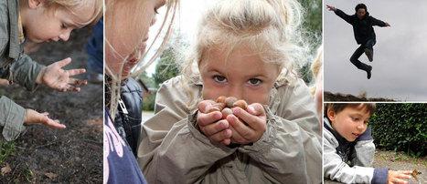 Lectoraat Natuur en Ontwikkeling Kind   Mens@Natuur   Scoop.it
