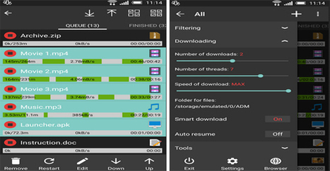 Top 3 Best Free Download Manager Apps for Android 2015   All about your Life   Scoop.it