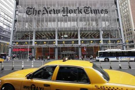 New York Times to Offer Buyouts | Business Video Directory | Scoop.it