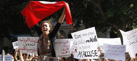 """La prochaine révolution sera celle des Tunisiennes"" 