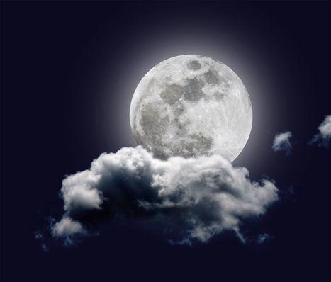 Le cycle lunaire influencerait-il les pluies ?   Panorama de presse   Scoop.it
