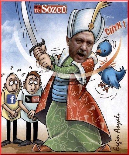 """Türkische Reaktion auf Twitter-Sperre: """"Lass deinen Vogel zwitschern"""" - SPIEGEL ONLINE   Marketing   Scoop.it"""
