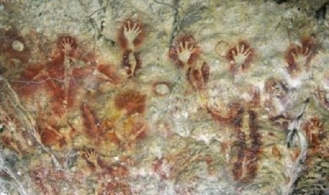 Ancient rock paintings discovered in Indonesia's Kei islands | Archaelogy News Network | Kiosque du monde : Asie | Scoop.it
