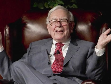 6 Hustles Warren Buffett Used To Make $53,000 By Age 16 | An Eye on New Media | Scoop.it