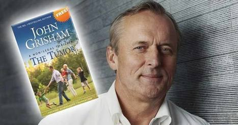 John Grisham is Giving His Book Away for Free to Educate People on an Alternative Cure for Cancer | Libraries, Books, and Writing | Scoop.it