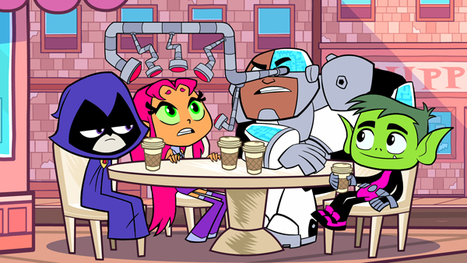 """Second Season of """"Teen Titans Go!"""" Is """"A Go"""" on Cartoon Network 