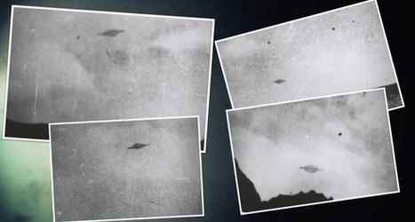 UFO over Trindade Island, Brazil January 16, 1958 (Video) | Openminds.tv | Interesting Things - A different world | Scoop.it