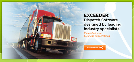 Revolutionize your trucking dispatch software with Aiksphere | Claire9xy | Scoop.it