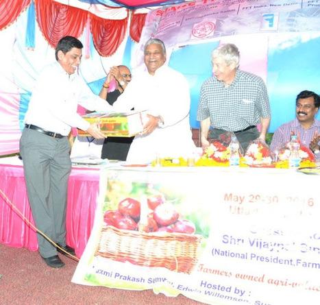 Uttrakhand Apple farmer got ownership | News Attitude | Scoop.it