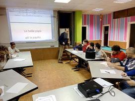 Raúl Ortiz: Taller de palíndromos en Torrelavega | Palíndroms Palíndromos Palindromes | Scoop.it