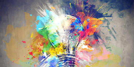 Fachen Sie den kreativen Funken an | Kreativitätsdenken | Scoop.it