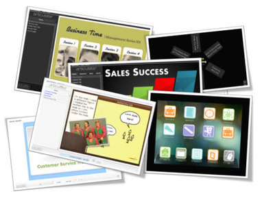A Year's Worth of Free E-Learning Assets » The Rapid eLearning Blog | designiddl | Scoop.it