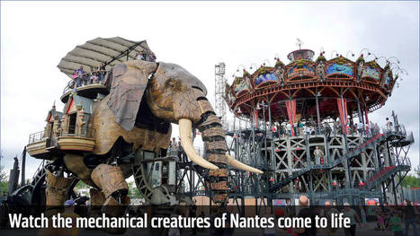 Nantes: the loopiest city in France | The Sunday Times | News from Nantes Saint-Nazaire | Scoop.it
