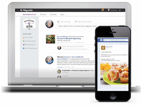 Alignable Is A Social Network For Local Business Owners | Tech News: Gadgets | Scoop.it