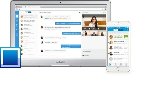 Cisco's New Project Squared Collaboration Tool Offers Modern Alternative To Aging WebEx | Meeting, Learning, and Collaboration | Scoop.it