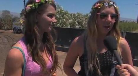 Coachella : quand des spectateurs sont fans de groupes... qui n'existent pas | L'Idiot Du Jour | Scoop.it