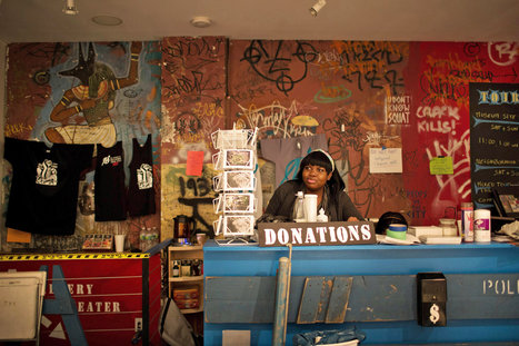 The Museum of Reclaimed Urban Space Enshrines the East Village Struggle   Law and Place   Scoop.it