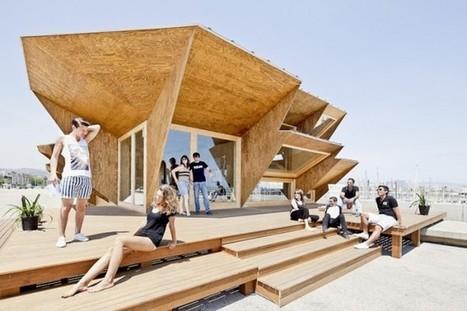 Endesa Pavilion a self-sufficient solar prototype | Green Technologies | Scoop.it