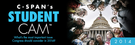 C-SPAN StudentCam 2014 | Technology in classroom | Scoop.it