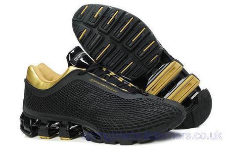 Adidas Porsche Design Sport Bounce S3 Running Trainers Black Gold.jpg (640x425 pixels) | springbladeuktrainers.co.uk | Scoop.it