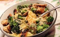 Skinny Chicken & Broccoli Alfredo | Wellness Life | Scoop.it