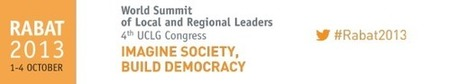 Morocco On The Move - Rabat 2013: First World Summit of Local ... | UCLG World Summit and Congress | Scoop.it