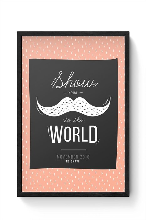 Show Your Moustache To The World Framed Poster  | Latest Best Punjabi Bollywood Songs Djpunjab Music Mp3 Hindi Songs | Scoop.it