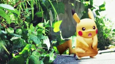 Маркетологи придумали, как заработать на Pokemon Go | Rusbase | MarTech : Маркетинговые технологии | Scoop.it
