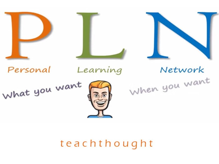 What Is A Personal Learning Network? | Educatief Internet - Gespot op 't Web | Scoop.it