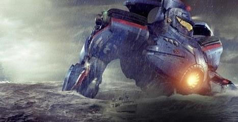 """[Critique] """"PACIFIC RIM"""" une grosse baffe visuelle dans la gueule!!   science fiction   Scoop.it"""