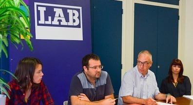Action en justice contre LAB : les locaux posent leur veto | BABinfo Pays Basque | Scoop.it