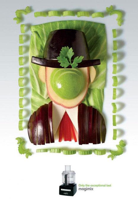 L'influence des tableaux de Magritte sur la publicité en 35 exemples | Ressources pour la classe de FLE | Scoop.it