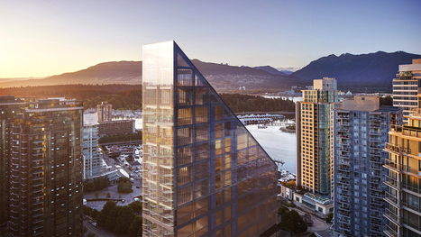 Shigeru Ban designs WOODEN tower for Vancouver | The Architecture of the City | Scoop.it