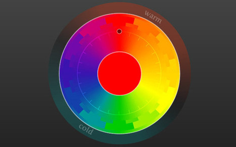 Introduction to Color Theory For Mobile Apps | New to Social Media | Scoop.it