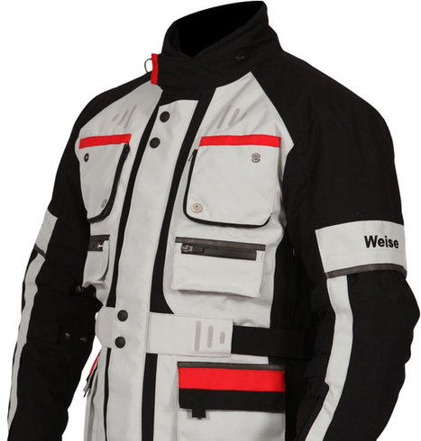 Control your climate with new Outlast clothing from Weise | Motorcycle Industry News | Scoop.it