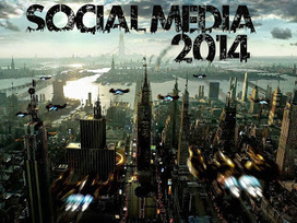 What are the Top 5 Social Media Trends of 2014? - PRNewser | Digital Strategies for Social Humans | Scoop.it