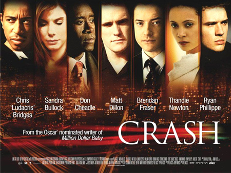 La hipertextualidad en el cine: Crash (2004) | Uso seguro de la red | Scoop.it