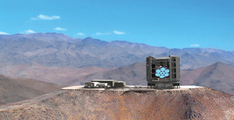 The 5 Massive New Telescopes That Will Change Astronomy Forever - Gizmodo | Astrophysics News | Scoop.it
